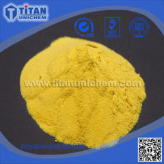 Polyaluminium Chloride PAC for drinking water treatment CAS 1327-41-9