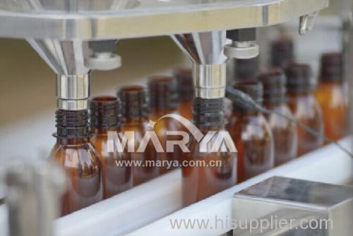 высокая скорость фармацевтического наполнения сухой порошок для инъекции укупорочные машины