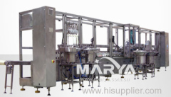 Dual-chamber Soft Bag Infusion Production Line
