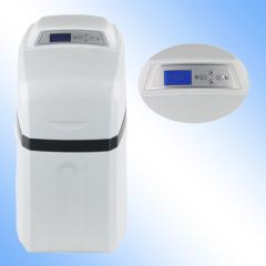 Manual type water softener