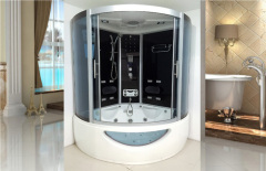 luxury steam whirlpool masssage shower room