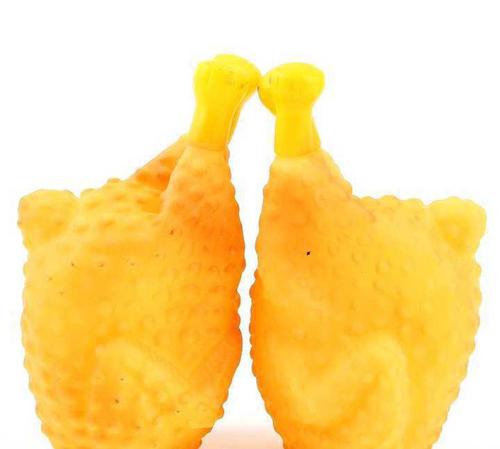 Grilled Chicken Pet Toy
