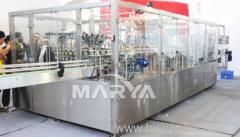 Pharmaceutical Plastic Bottle I.V.infusion Washing Filling and Sealing Machine