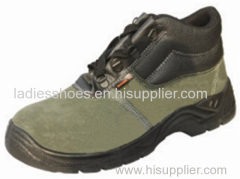 fashion suede flat men shoes safety shoes