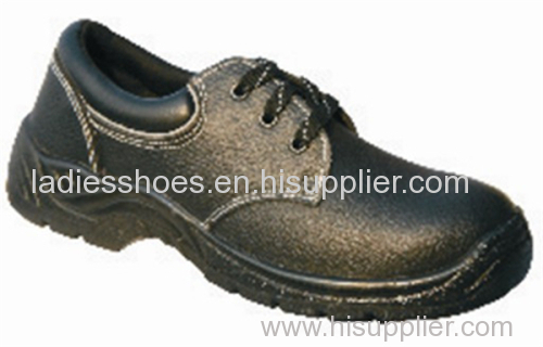 high quality cheap leather safety work men shoe design your logo with steel toe