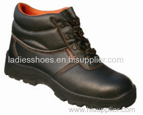 high quality cheap leather safety work men shoe design your logo