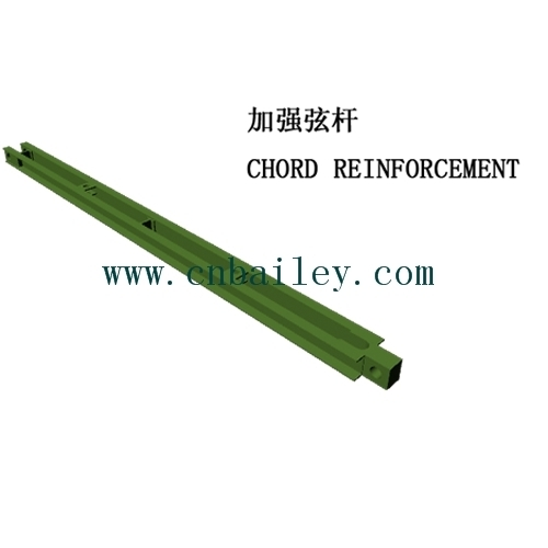 Bailey Steel bridge Chord Reinforcement