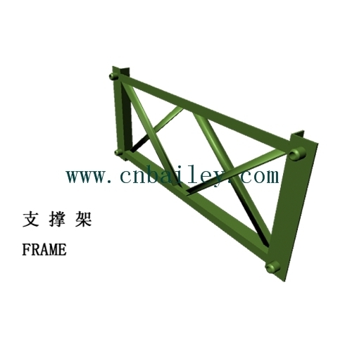Bailey Steel bridge Frame