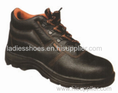 work flat fashion men safety shoes