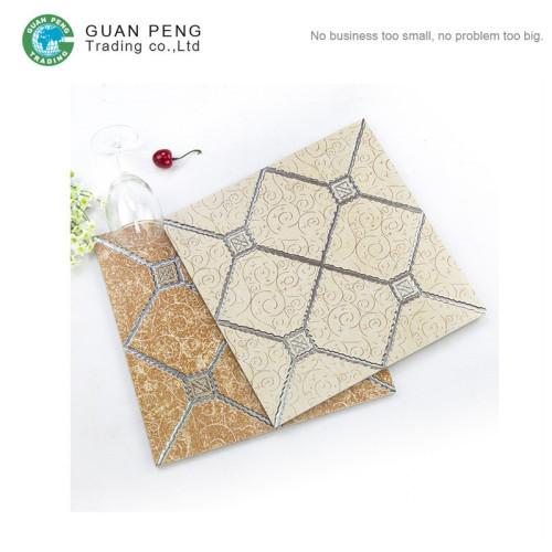 300*300mm Kitchen Rustic Ceramic Metallic Floor Tile