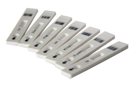 Rapid PGⅡtest kits for fluorescence immunoassay