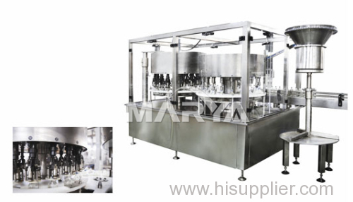 Automatic Capping Machine for Glass Bottle I.V. Solution Line