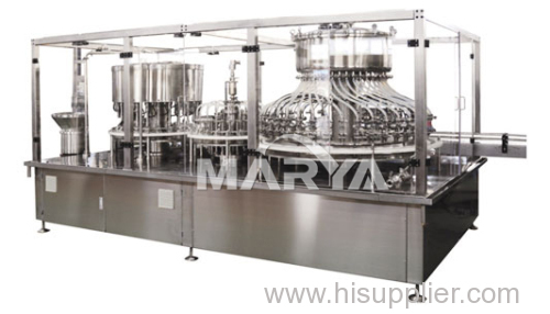 Filling and Capping Machine for Glass Bottle I.V. Solution Line