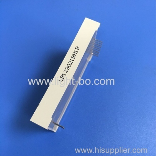 2.3  Blue 16 segment ledd isplay common anode for digital indicator