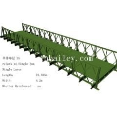 single row single layer
