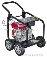 copper plunger pump 180bar engine direct drive pressure washer