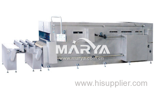 High speed glass bottle I.V. Infusion Production Line