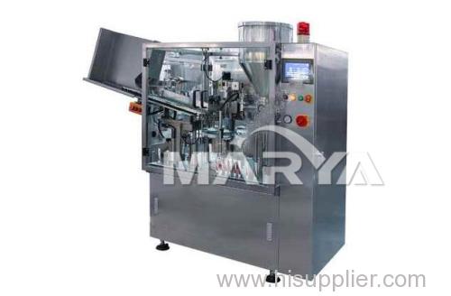Pharmaceutical Automatic Cream Tube Filling Machine