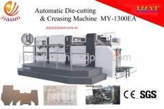 Semi-Automatic Die-Cutting and Creasing Machine