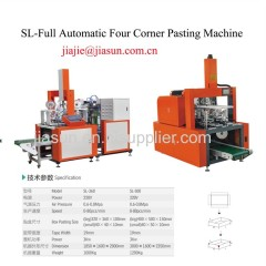 Full Automatic Corner Pasting Machine