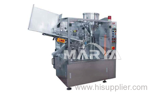 Automatic Outer-heating type tube filling