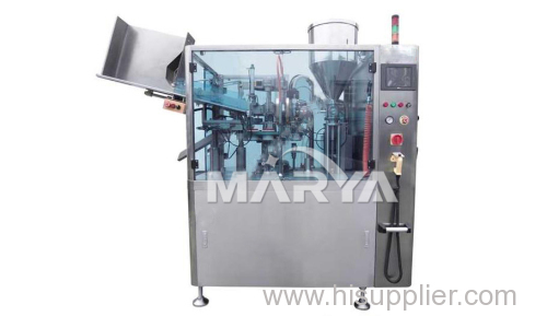 Automatic Inner-heating type tube filling machine