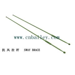 Bailey Steel bridge Sway Brace