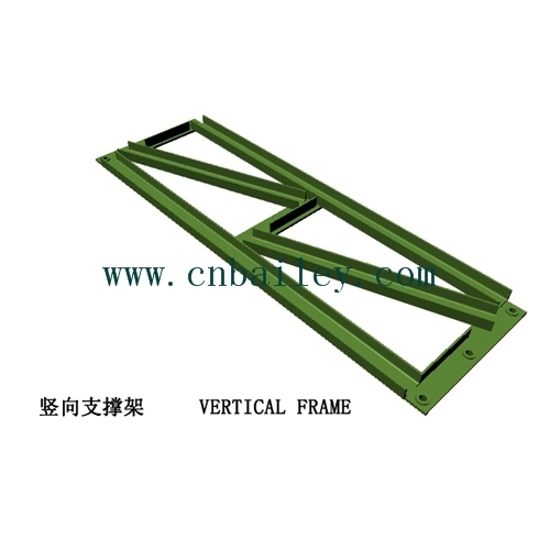 Bailey Steel bridge Vertical Frame