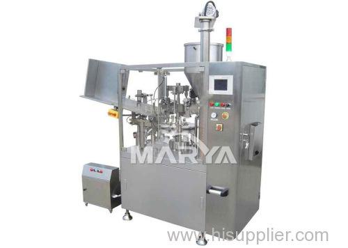 Pharmaceutical automatic tube filling equipment