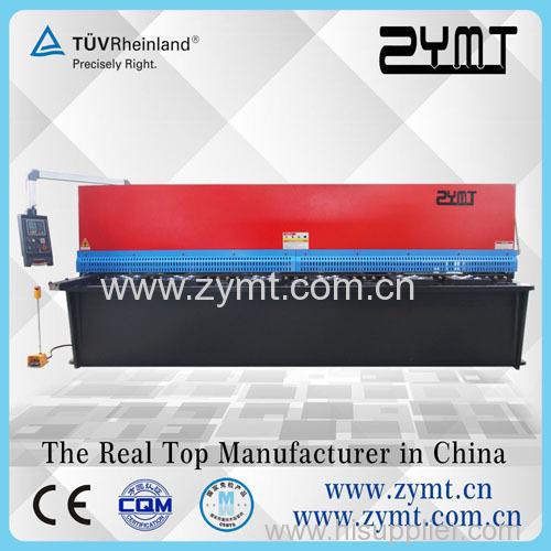 shearing machine metal shearing machine hydraulic sheet metal shearing machine