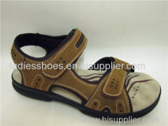 new fashion black beach shoes men sandles