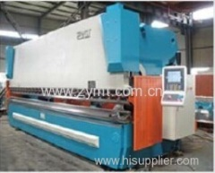 ZYMT NEW Hydraulic torsion bar press brake machine
