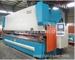 ZYMT NEW Hydraulic torsion bar press brake machine