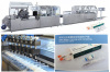 Pre-filled syringes Blister packing and Cartoning packaging line
