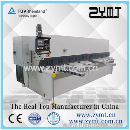 ZYMT Hydraulic guillotion shearing machine