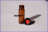 13-425 4ML Amber Hplc Vial and PTEF/Silicone septa with Cap