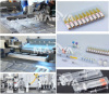 Automatic Ampoule Blister packing Cartoning packaging Line