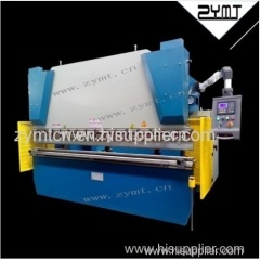 ZYMT CNC hydraulic press brake machine