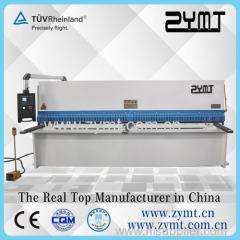 cutting machine sheet metal cutting machine hydraulic aluminium sheet metal cutting machine
