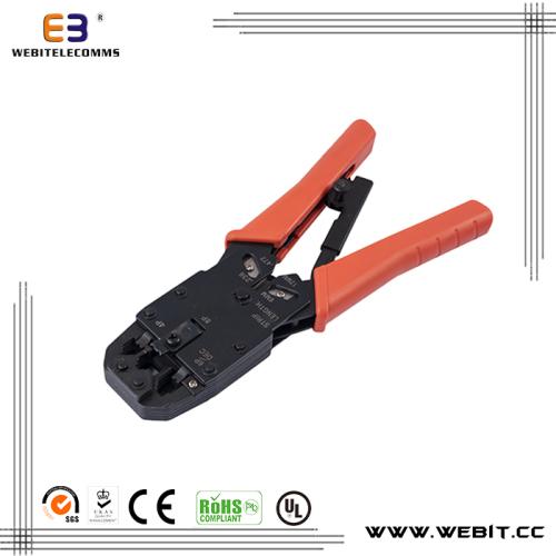 8P6P4P multi-modular crimping pliers