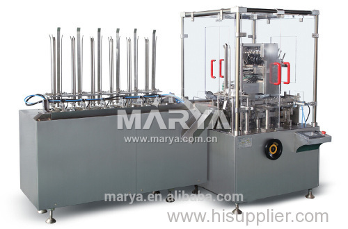 Automatic Blisters Cartoning Machine for Pharmaceutical Use