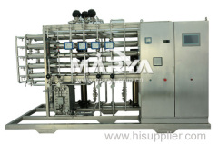 Automatic Purified water system