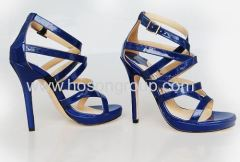 New fashion buckle stiletto heel sandals
