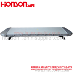Thinnest emergency warning led lightbar LED warning slim lightbar for police car