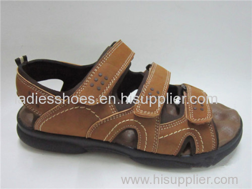 customed design men beach casual shoes