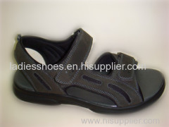 Velcro beach casual men sandals