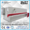 ZYMT hydraulic NC cutting machine for metal sheet