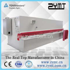 cutting machine cutting machine for metal sheet hydraulic NC cutting machine for metal sheet