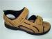 fashion velcro men casual beach sandals