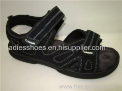 latest fashion velcro beach sandals